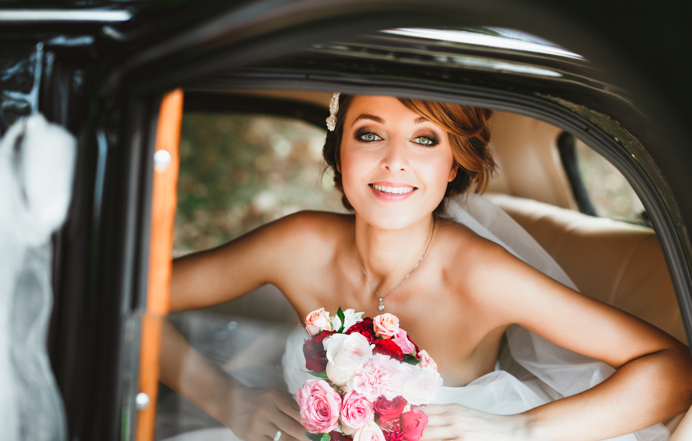 Driven Wedding Cars in London - Claremont Executive Chauffeurs