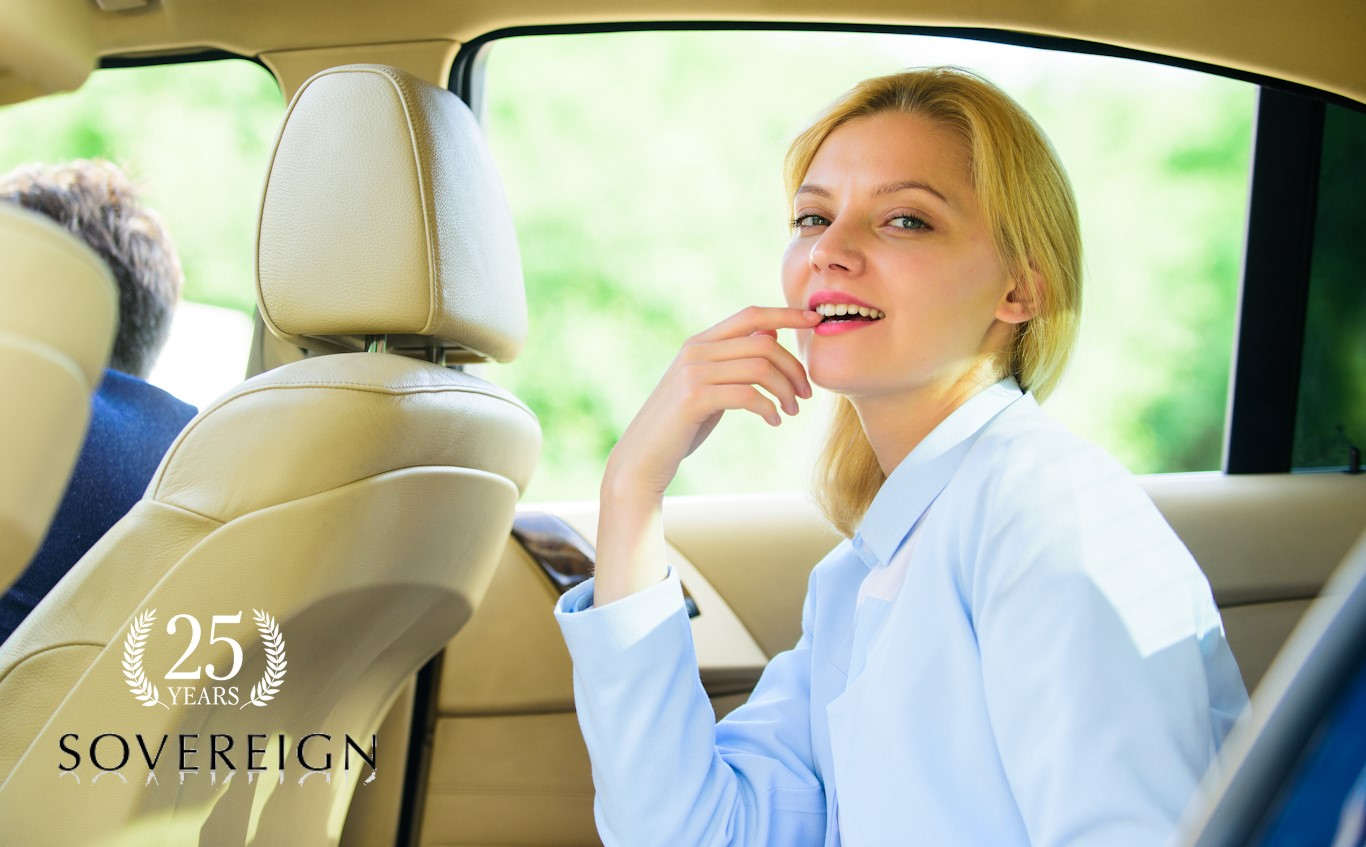 Luxury Chauffeur - Sovereign Car Hire Services London