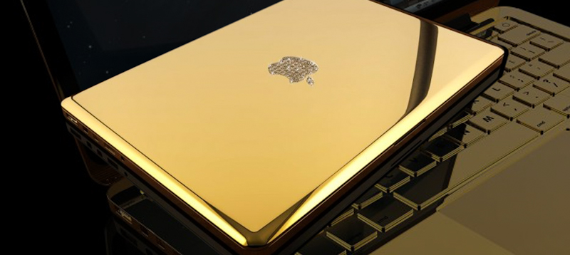 24k gold plated smartphones