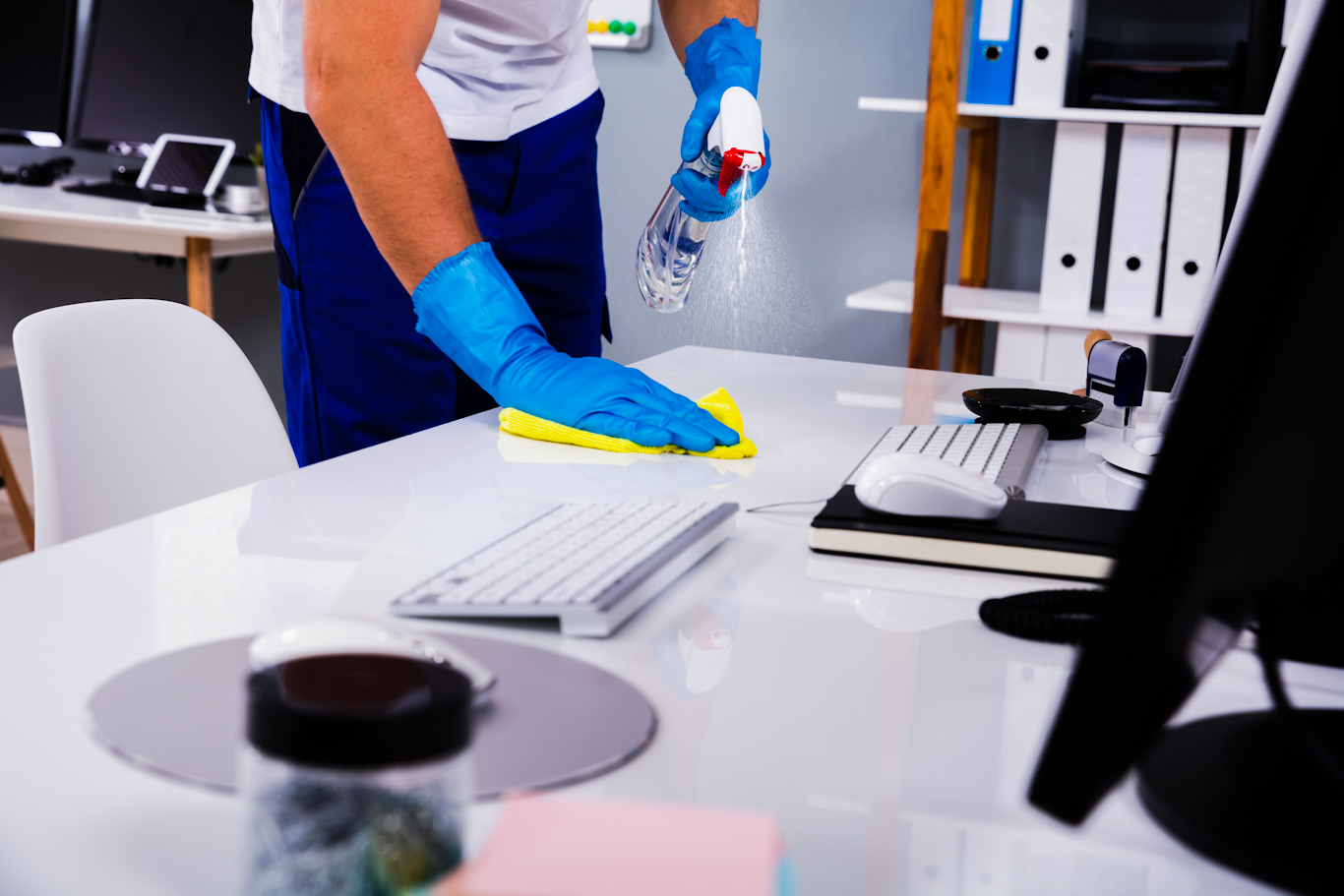 Benefits of Using a Professional Office Cleaning Service